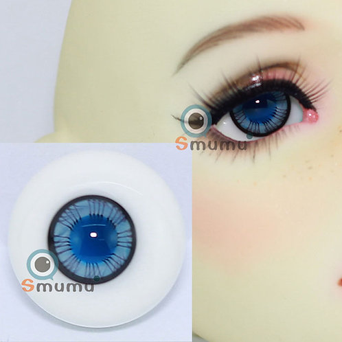 A class BJD doll glass eyes-HE06