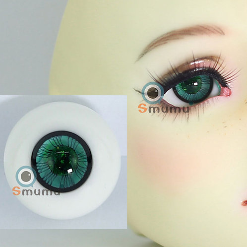 A class BJD doll glass eyes-HE10