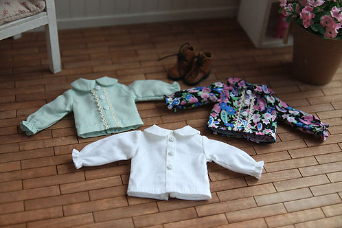 Blythe/Pullip 5 colors classic shirt