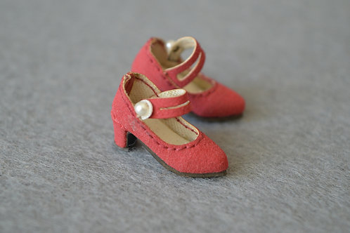 "12""Blythe/Pullip/mmk/JerryB shoes little pearl"