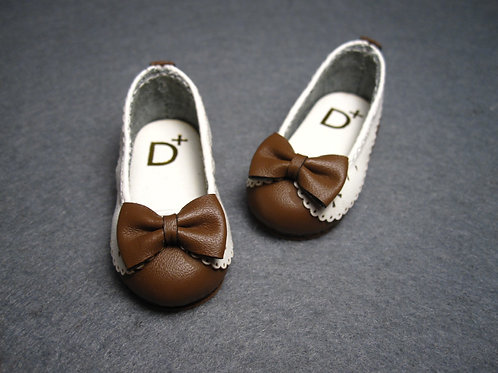 1/6 BJD shoes adorable lace lolita flat shoes