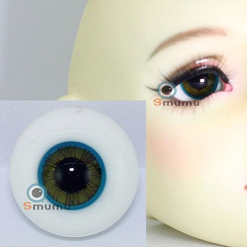 A class BJD doll glass eyes-HE01