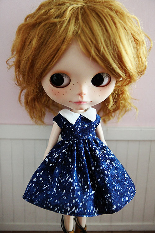 Blythe/Pullip outfit summer garden cute dress
