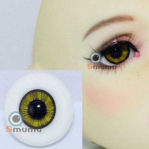 A class BJD doll glass eyes-HE05