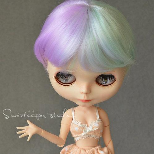 "Blythe/Pullip 8-10"" Doll fantasy wig [Bubble gum]"