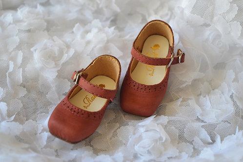 1/4 BJD MSD shoes elegant Square Toe