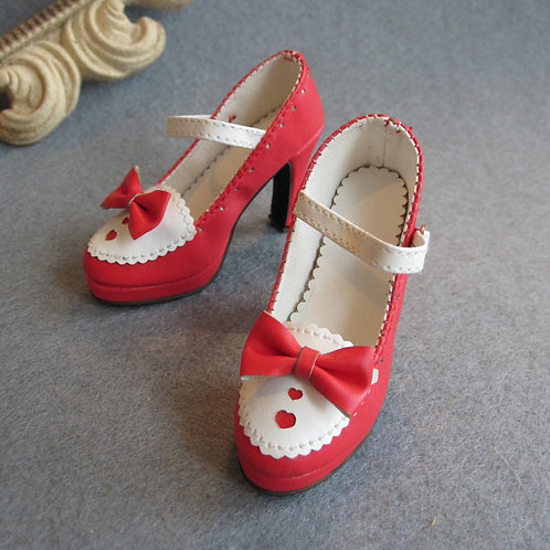 1/3 bjd doll shoes