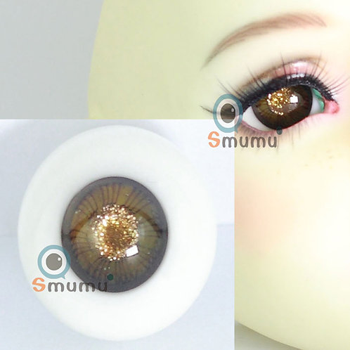 A class BJD doll glass eyes-HE02