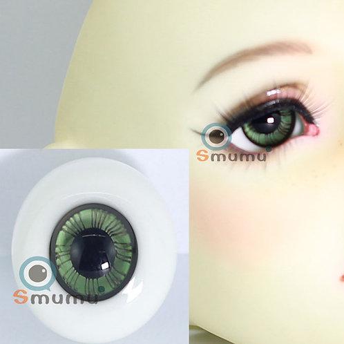 A class BJD doll glass eyes-HE09
