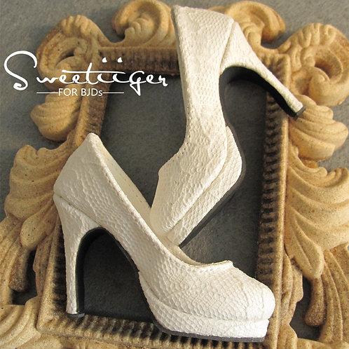 1/3 BJD DOLL shoes classic black lace heels SD16 SD13 SD10 SDGR DD