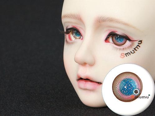 A class BJD doll glass eyes-YK05