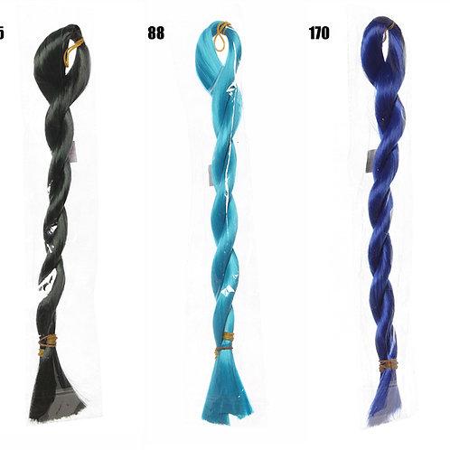 Rooting doll hair material high temperatur silk