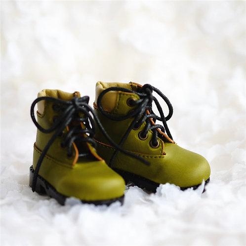 sweetiiger 1/4 BJD shoes lace boots MSD MDD VINTAGE Super Dollfie mini fee AF DK Luts
