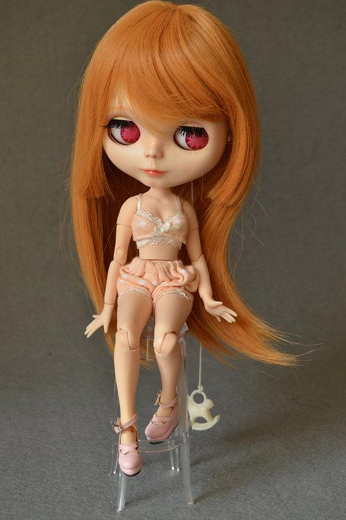 """Blythe/Pullip 8-10"""" Doll wig [singer candy]"""