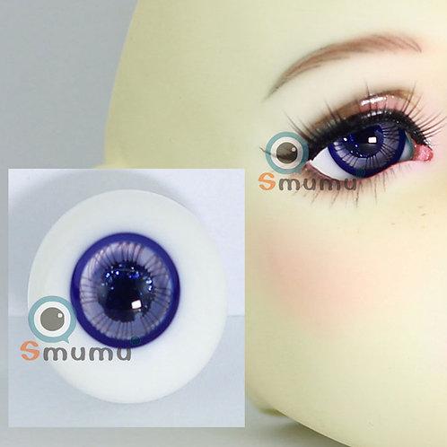 A class BJD doll glass eyes-HE11