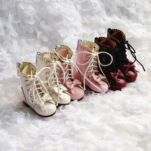 1/6 BJD shoes adorable lolita bows boots