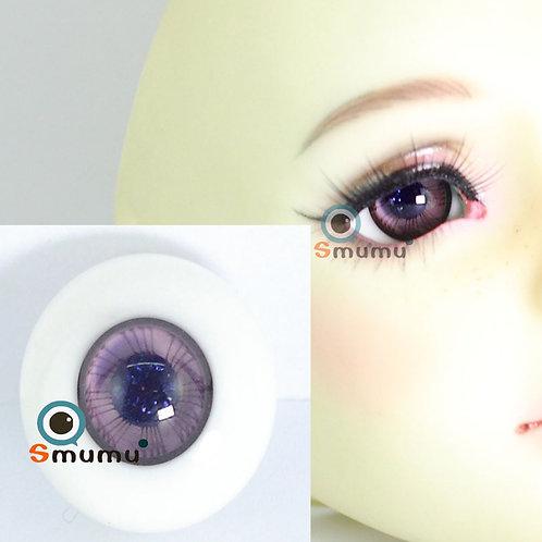 A class BJD doll glass eyes-HE14
