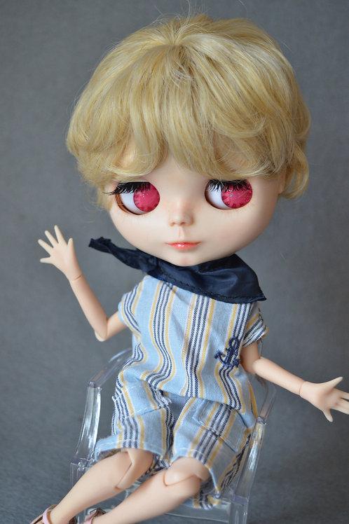 "Blythe/Pullip 8-10"" Doll fantasy wig [Nuggets]"