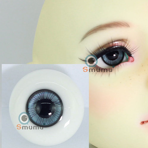 A class BJD doll glass eyes-HE07