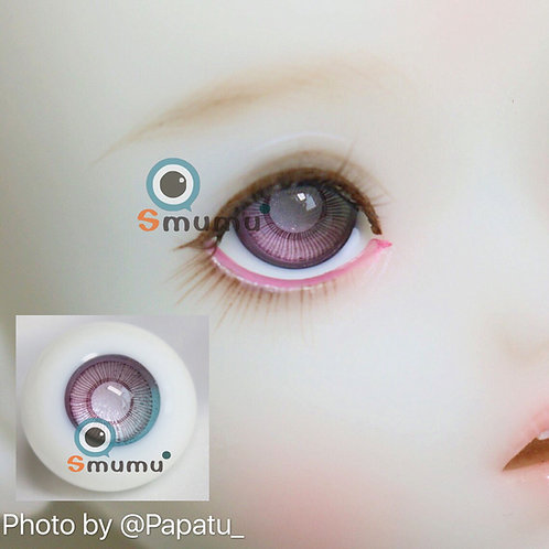A class BJD doll glass eyes-DP12