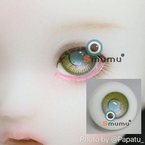 A class BJD doll glass eyes-CH16