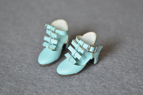 "12""Blythe/Pullip/mmk/JerryB shoes elegant triple"