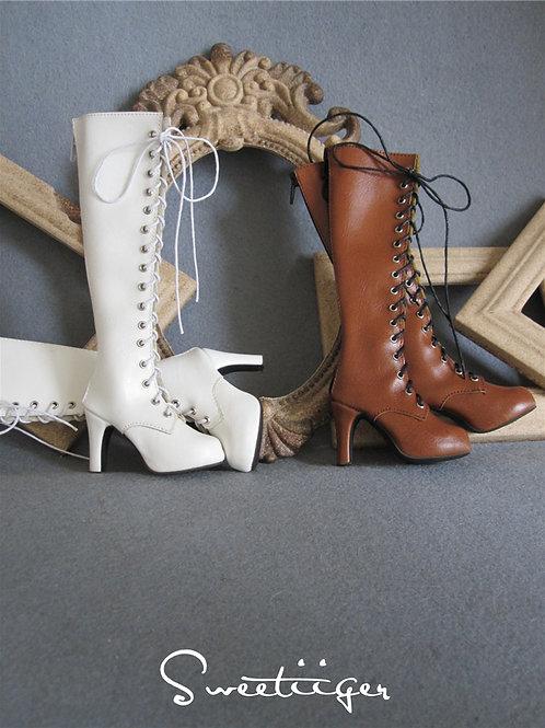 1/3 BJD shoes classic boots high heels