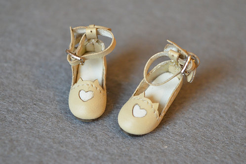 "12""Blythe/Pullip/mmk/JerryB shoes cat tail"