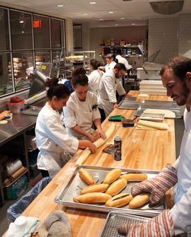food hall bakery