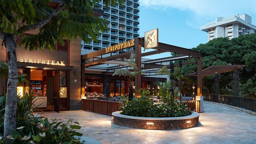 Mina StripSteak Honolulu