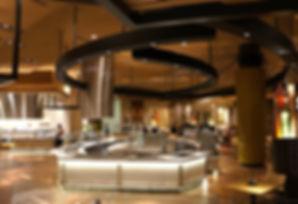 ssa restaurant design: casino buffet + casino restaurant design