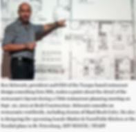 ssa restaurant design + foodservice consulting: ken schwartz project design review