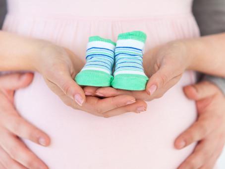 A chegada de um bebê: um doce crise familiar!