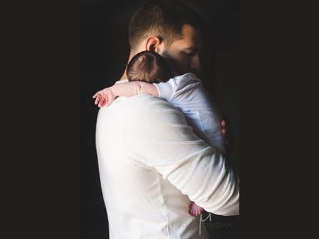 O envolvimento paterno e sua importância no desenvolvimento dos filhos