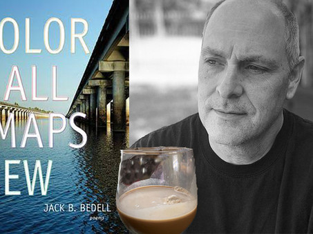 The Bayou Mudslide--A Custom Cocktail for Jack Bedell's Booktails Literary Podcast EP10