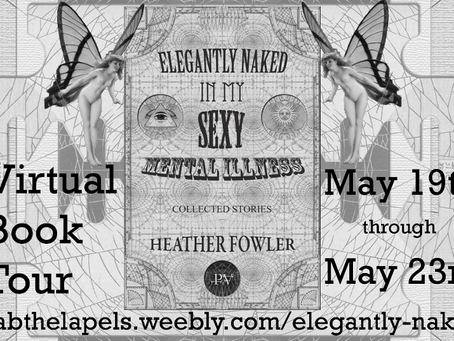 Blog Tour for Elegantly Naked In My Sexy Mental Illness