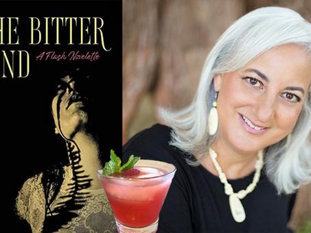 The Bitterberry Lemonade--A Custom Cocktail for Tara Lynn Masih's Booktails Literary Podcast EP9
