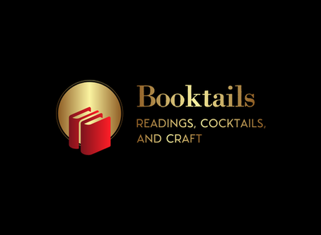 Booktails July and August Podcast Featured Authors and Cocktail recipes coming soon.