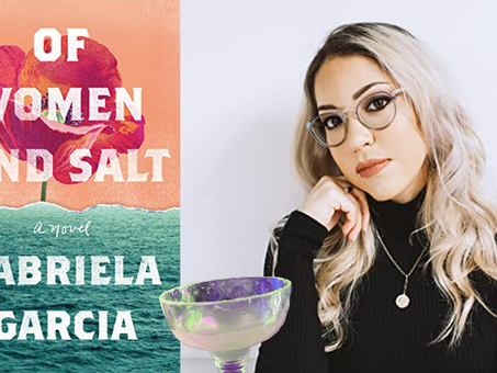 --A Custom Cocktail for Gabriela Garcia's Booktails Literary Podcast S2 EP3