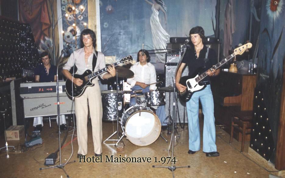 ANTIGUAS HOTEL MAISONAVE 1