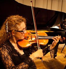 NHSO violin