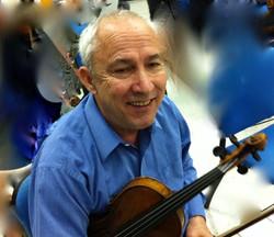 NHSO violinist