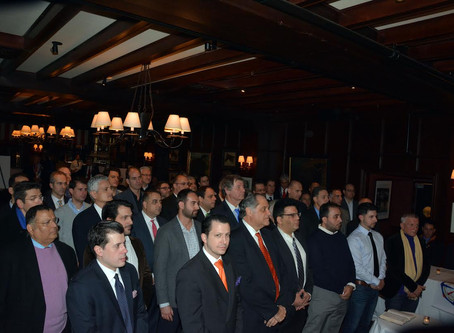 AHEPA's Historic Delphi Chapter 25 Welcomes 47 New Members