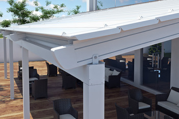 Persa with Parapet 160x120