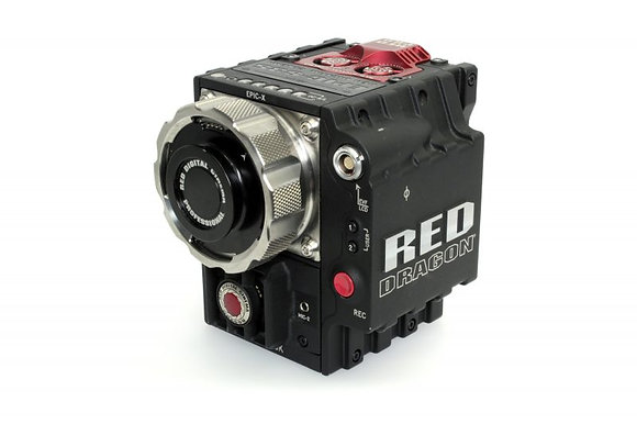 RED EPIC-X DRAGON Package