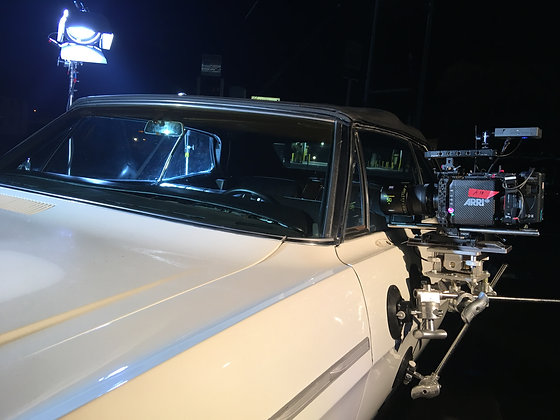 American Grip Triple Suction Car Mount