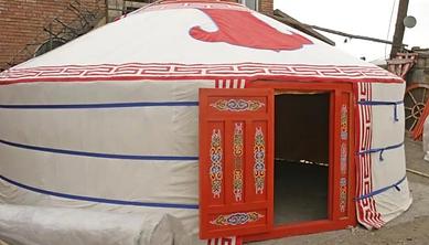 Монгольская юрта цена