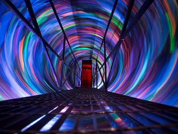 тоннель вортекс фото