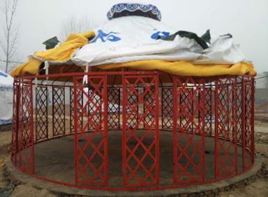 Монгольская юрта купить цена