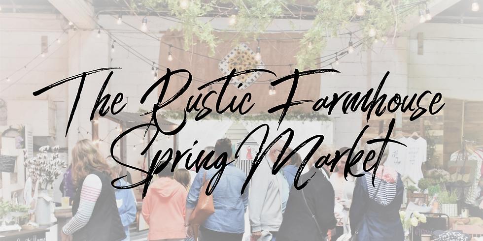 Spring Vendor Market Exclusive VIP Ticket